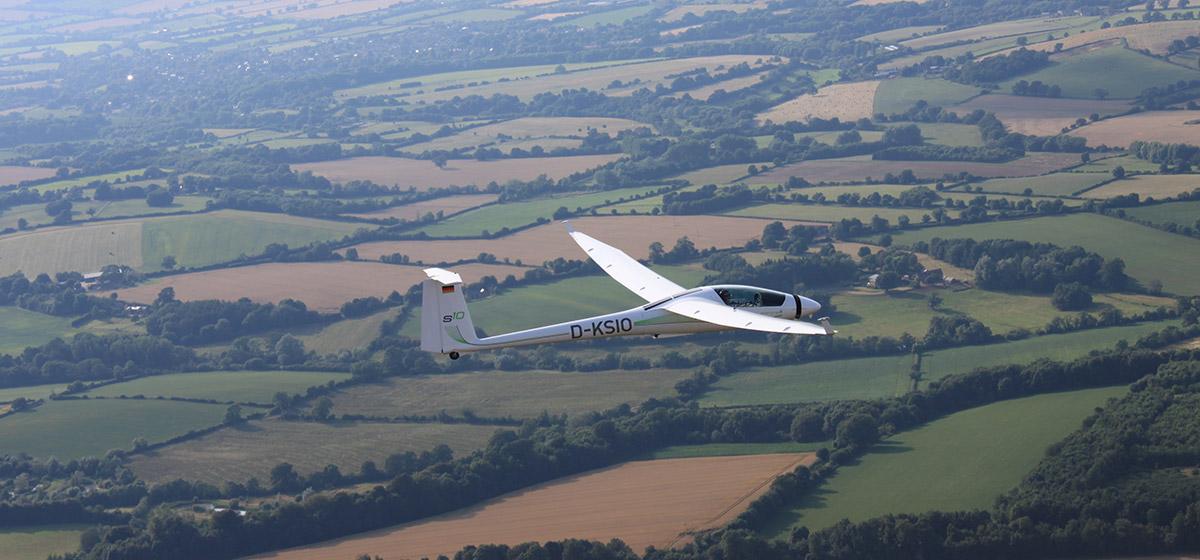 Glider Pilot LAPL S Conversion