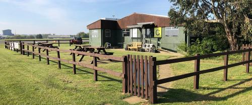 Enstone Airfield Clubhouse