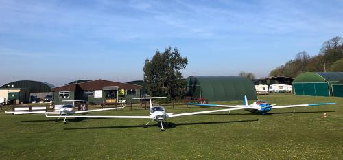 Oxfordshire Sport Flying Aircraft Fleet
